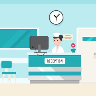 Virtuelle Rezeption